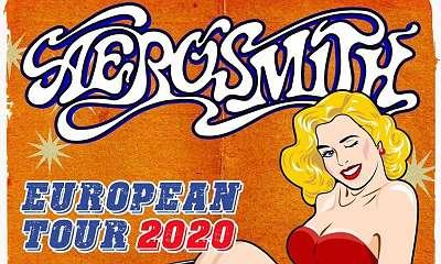 AEROSMITH European Tour 2020 09.07.2020 Wiener Stadthalle 19:30 Uhr * Sitzplätze Kat. A