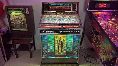 Jukebox Wurlitzer 2800 Musikbox