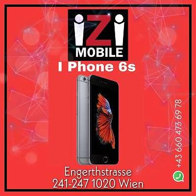 Apple iPhone 6s 32GB, / Schwarz Nagelneu, Org. Versiegelt/ Mit OVP