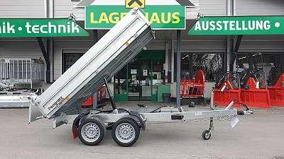 PKW Anhänger Rückwärtskipper RK 2600/15 T-Al