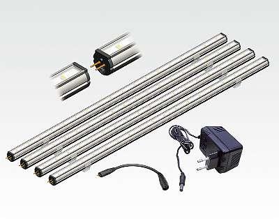 StartKlar Paket - LED Vitrinenbeleuchtung