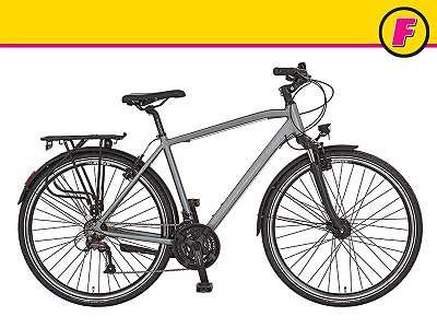 Prophete Trekking Fahrrad Damen 28 Entdecker 20.BMT.10
