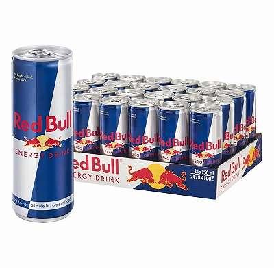 Original Red Bull 24x0,25l Tray