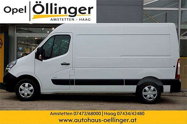 Opel Movano L2H2 2,3 TurboD Blue Injection 3,5t