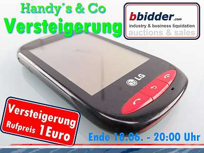 LG T310 Smartphone Handy