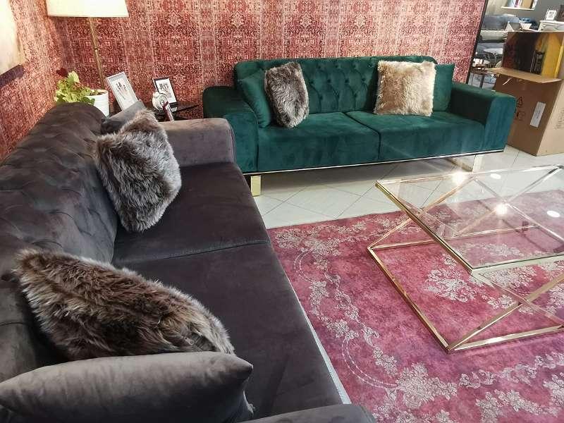 Chesterfield Sofa, € 899,- (1100 Wien) - willhaben