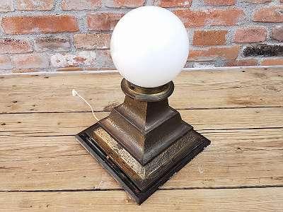 Jugendstil Wandlampe