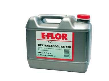 E-Flor Bio Kettensäge-Öl, 1 l oder 5 l