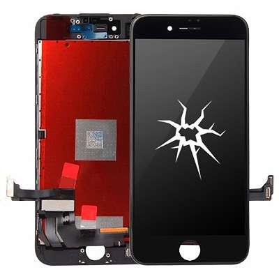 Apple iPhone 7 Plus - Display-Akku-Mikrofon-Ladebuchse- Austausch