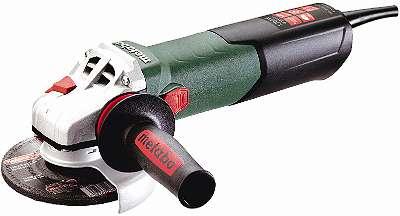 METABO Winkelschleifer 1.700 Watt, Ø 125 mm (WEA17125Q) mit Antivibrationssystem