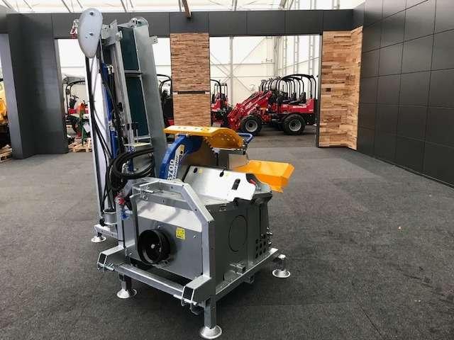 Binderberger Förderband-Säge WS 700 FB Z eco