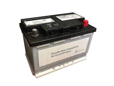 Autobatterie 74Ah 680A ORIGINAL MERCEDES BENZ