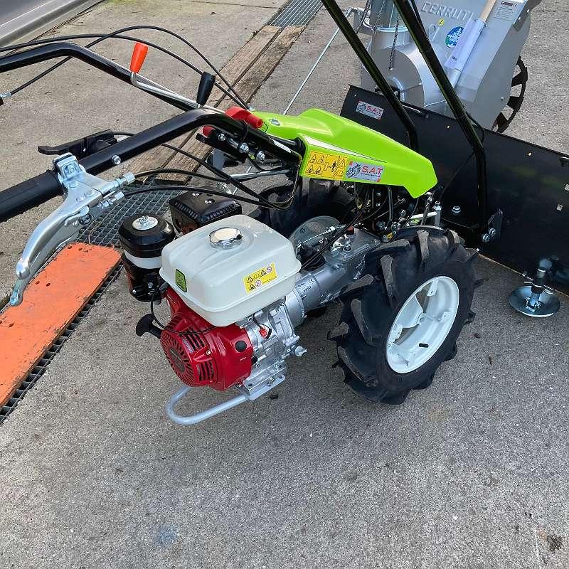 Grillo GF3 DF Motorbalkenmäher mit Differentialsperre