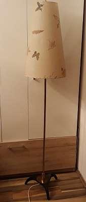 Kalmar/ Nikoll Stehlampe Originalzustand