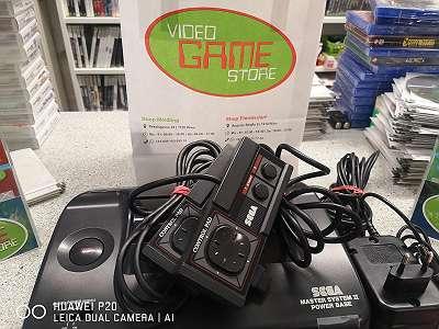 Sega Master System II inkl. Rechnung & Garantie