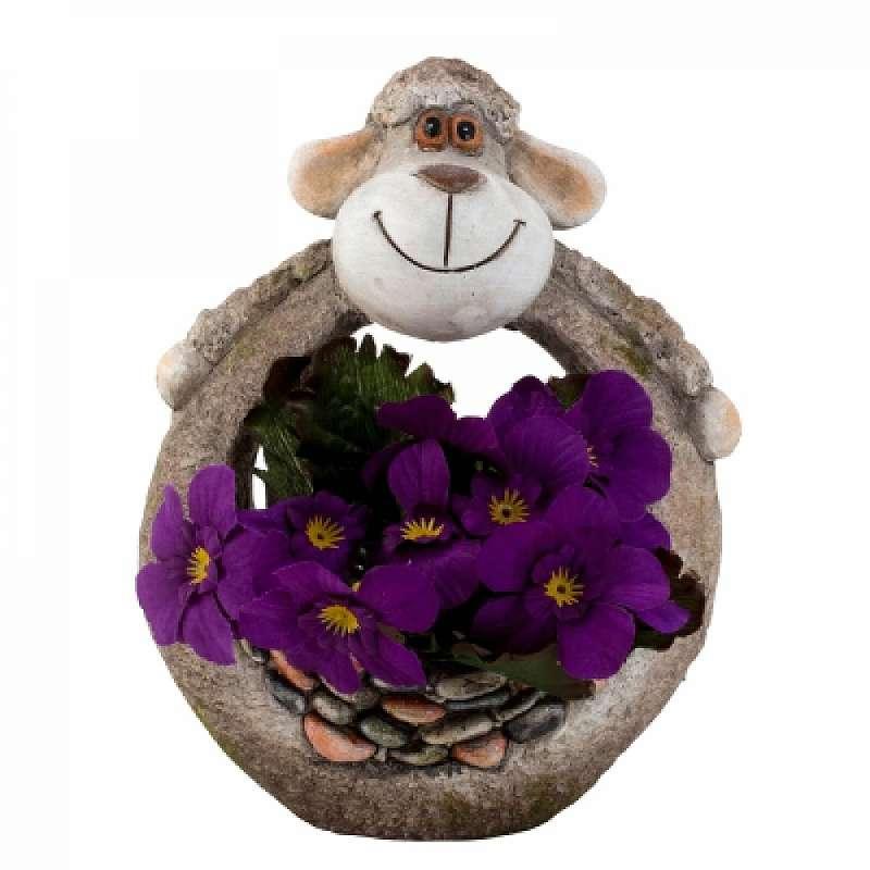 Pflanzgefäß Schaf