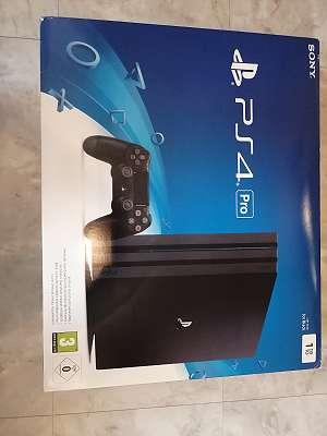 Sony PlayStation 4 PRO 1TB mit Controller und Game im sehr guten Zustand