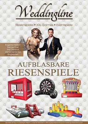 Hochzeitsspiele mieten Riesenspiele mieten Wien und Niederösterreich