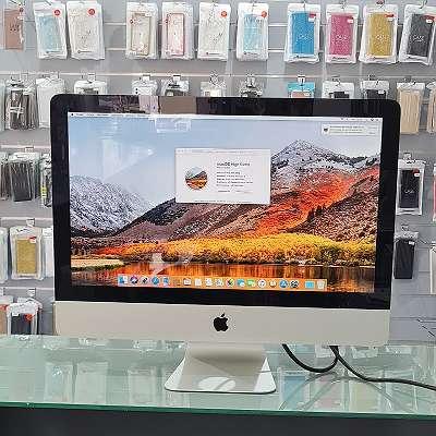 iMac 21.5-inch Mid 2010, i3 3,06 GHz, 4 GB 1333 MHz DDR3, ATI Radeon HD 4670 256MB, gebraucht, guter Zustand
