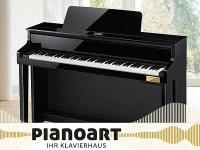 CASIO GRAND HYBRID GP 510 Digitalpiano *SET inkl. Klavierbank & Kopfhörer*