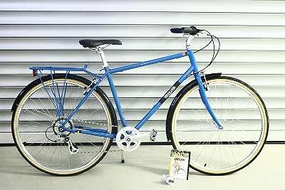 Fahrrad BREEZER Downtown EX