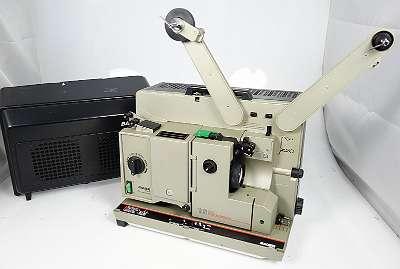 BAUER P8 L UNIVERSAL PROFESSIONAL 16mm FILMPROJEKTOR