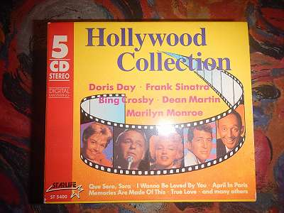 Hollywood collection CD
