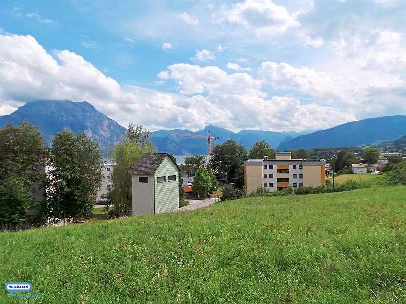 Bild 1 von 9 - Baugrund Altmünster am Traunsee