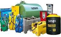 Dieseltank/ Transporttank/ Mobiltank/ Tankanlage/ Carrytank