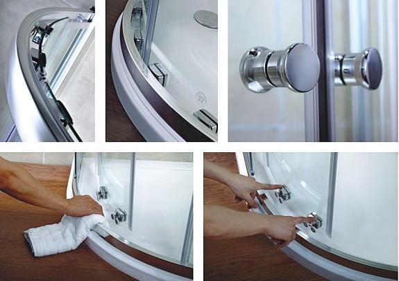 duschabtrennung runddusche duschkabine halbrunddusche 210 1180 wien willhaben. Black Bedroom Furniture Sets. Home Design Ideas