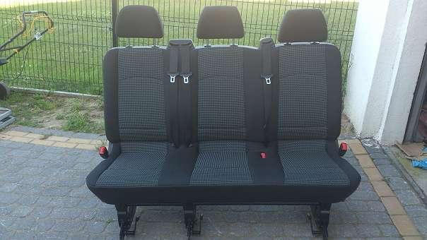 mercedes vito 639 viano 2er sitzbank 3er 2 1 bank sitz. Black Bedroom Furniture Sets. Home Design Ideas