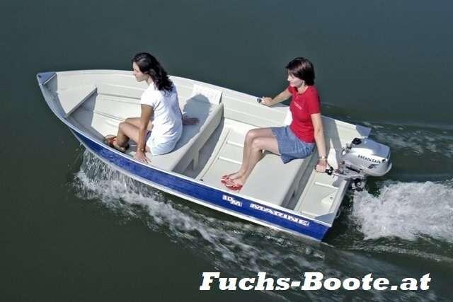 Transporträder Schlauchboot Boot Aluminiumboot Aluboot