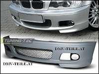 NEU Stoßstange M-Paket BMW 3er E46 Coupe Cabrio M-Technik II Nebelscheinwerfer