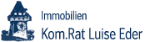 Immobilienmaklerbüro Kom.-Rat Luise Eder Logo