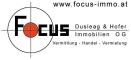Focus Immobilien Dusleag & Hofer OG Logo