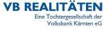 VB Realitäten Gesellschaft m.b.H. Logo