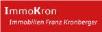 ImmoKron - Immobilien Franz Kronberger Logo