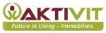 AKTIVIT Future in Living - Immobilien Logo