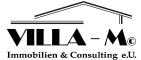 VILLA-M-Immobilien & Consulting e.U. Logo