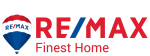 RE/MAX Finest Home Logo