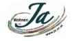 Ja-Wohnen mit positiven & gesunden Lebenwerten Logo