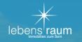 lebensraum immobilien e.U. Logo