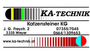 Katzensteiner KG Technik und Handel
