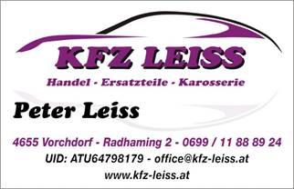 KFZ LEISS Handel-Ersatzteile-Karosserie
