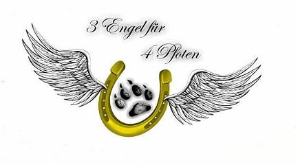 Tierhilfe - 3 Engel für 4 Pfoten