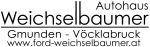 Logo von Autohaus Weichselbaumer GmbH