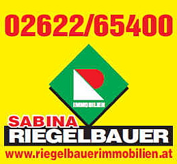 Sabina Riegelbauer Immobilien