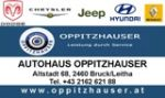 Logo von Autohaus Oppitzhauser