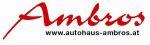 Logo von Autohaus Ambros GmbH in Allerheiligen und Stadt Haag