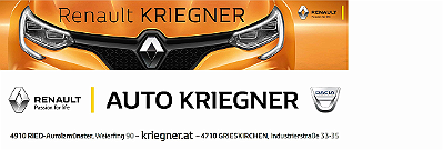 Logo von Auto Kriegner GesmbH | Grieskirchen
